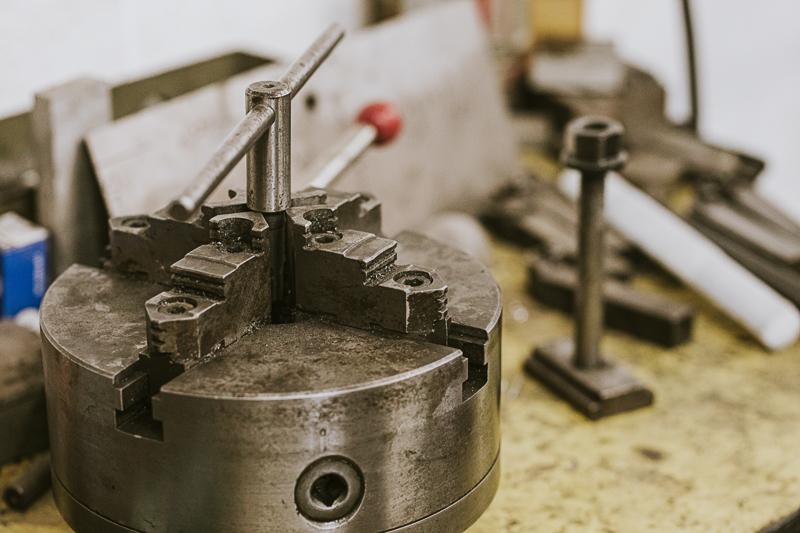 Engine Lathe