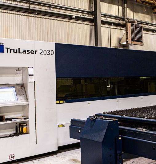 Trumpf Trulaser 2030 4k Fiber Laser